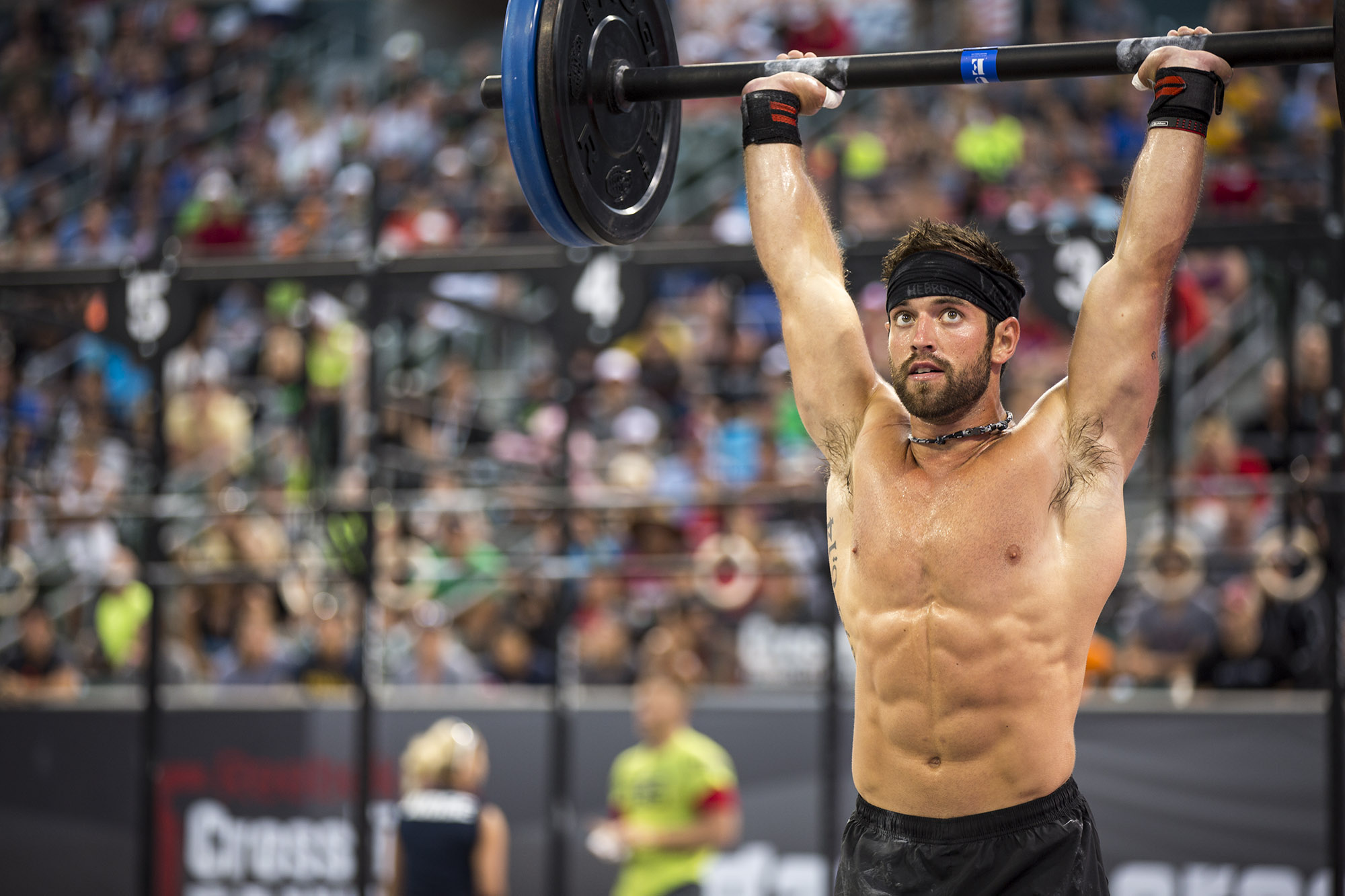 Rich Froning Wins Third Straight Crossfit Title   WhatTheHoff!
