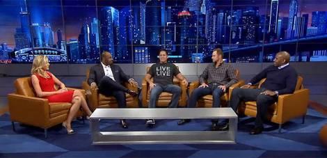 Fox Sports Live set FS1