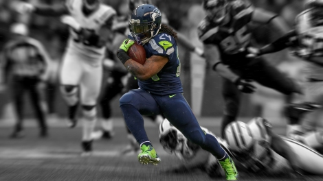Marshawn Lynch (Beast Mode)